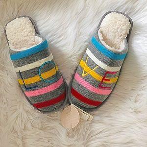 NWT: GAP Winter Slippers